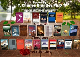 Listing of Dr Brantley 25 National Published Books