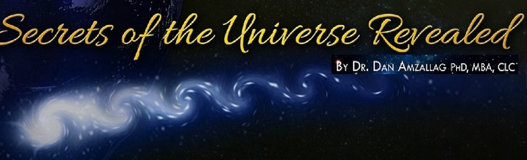 Message from the Universe: Visualizing your future!